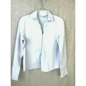 Willi Smith Button Front Shirt Tapered